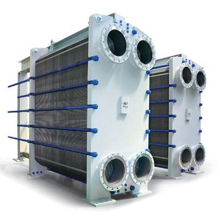 Прайсы пластинчатых теплообменников Кожухотрубный испаритель WTK QCE 673 Минеральные Воды