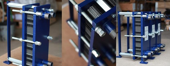 Описание пластинчатых теплообменников Паяный пластинчатый теплообменник SWEP AB80 Каспийск