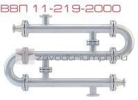 Водоводяной подогреватель ВВП 11-219-2000 Калининград Пластинчатый теплообменник Alfa Laval MX25-MFD Оренбург