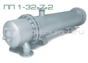 Пароводяной подогреватель ПП 1-32-7-2 Воткинск пластинчатый теплообменник alfa laval m10 bfm